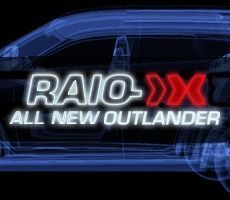Mitsubishi All New Outlander