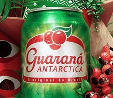 Guaraná  Antarctica Internacional