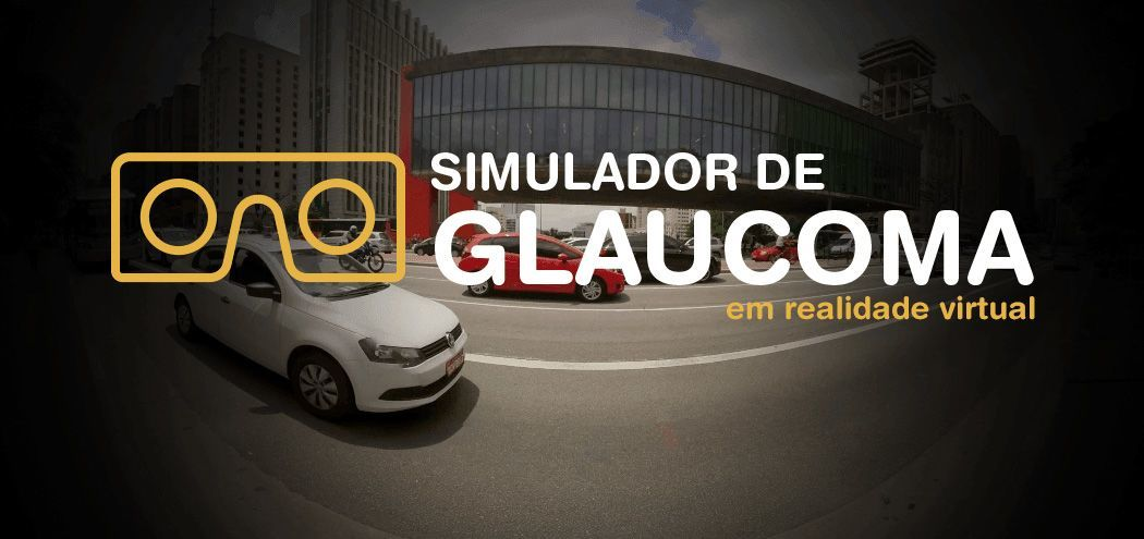 Glaucoma Simulator in Virtual Reality