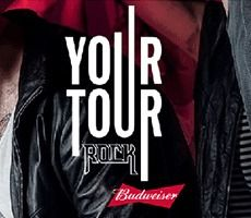 Budweiser | Your Tour Rock