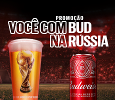 """Você com Bud na Rússia"" (Together with Bud in Russia)"