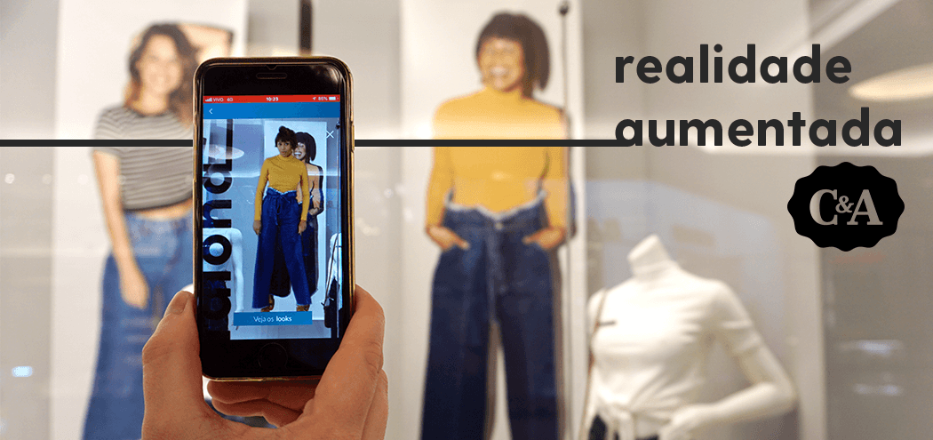 C&A – Augmented Reality