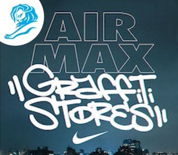 Nike – Air Max Graffiti Stores