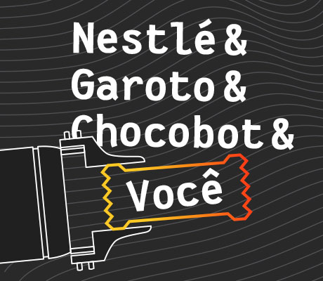 Ícones by Chocobot – Nestlé